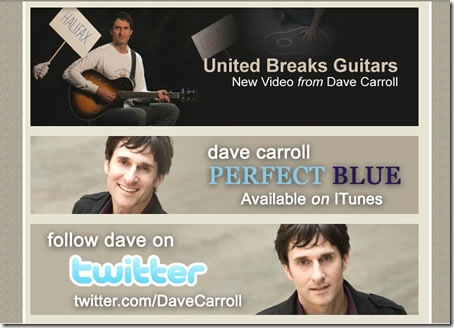 united dave carroll