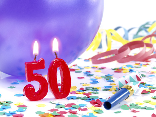 50 Things I Learned From Living 50 Years