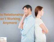 This relationship isnt working anymore