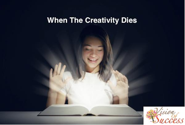 What Do You Do When The Creative Juices Die