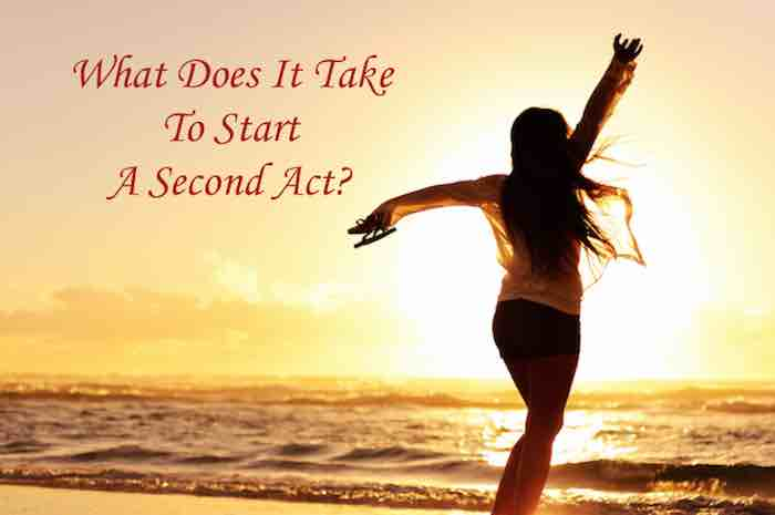 From Wishing To Serious: What Does It Take To Start A Second Act?
