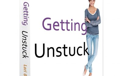 NEW RELEASE: Getting Unstuck