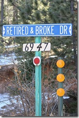 retired and broke dr