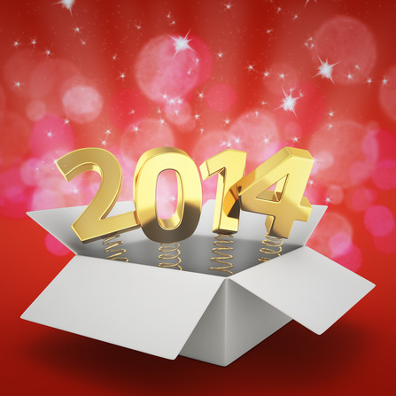 My Word For The Year 2014