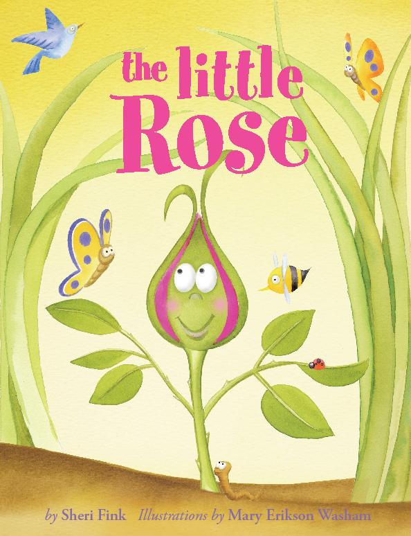 The_Little_Rose_by_Sheri_Fink_Front_Cover