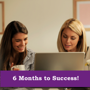 6 months to success vision coaching