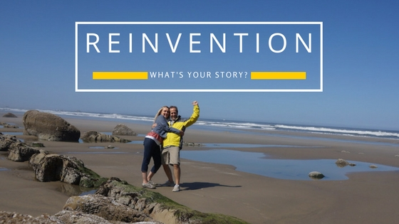 What's Your Reinvention Story?