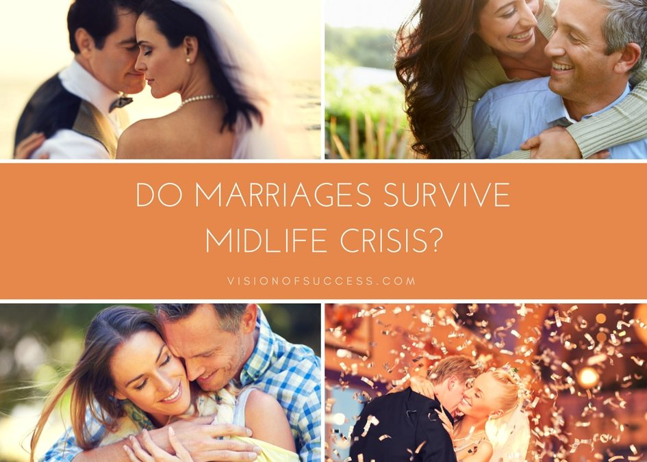 Do Marriages Survive Midlife Crisis?