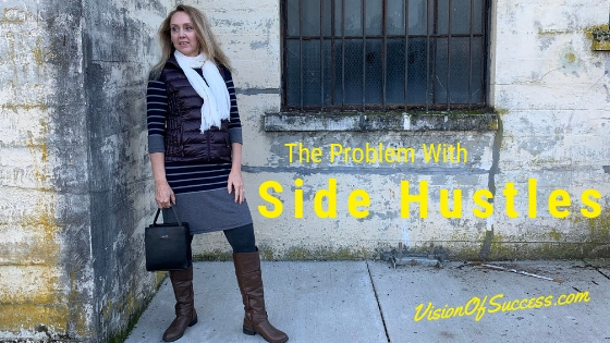 The Problem With Side Hustles