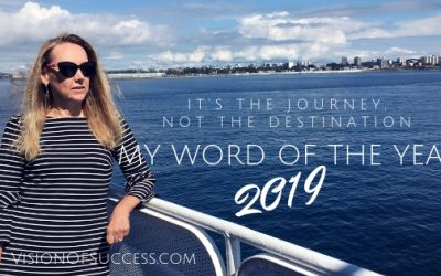 It's the Journey, Not The Destination: Settling In On My Word of the Year for 2019