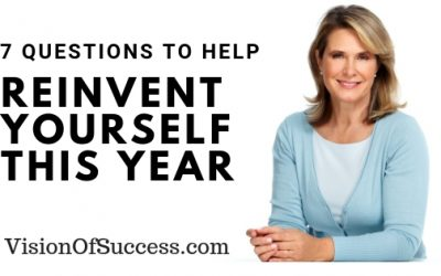 7 Questions To Help You Reinvent Yourself This Year