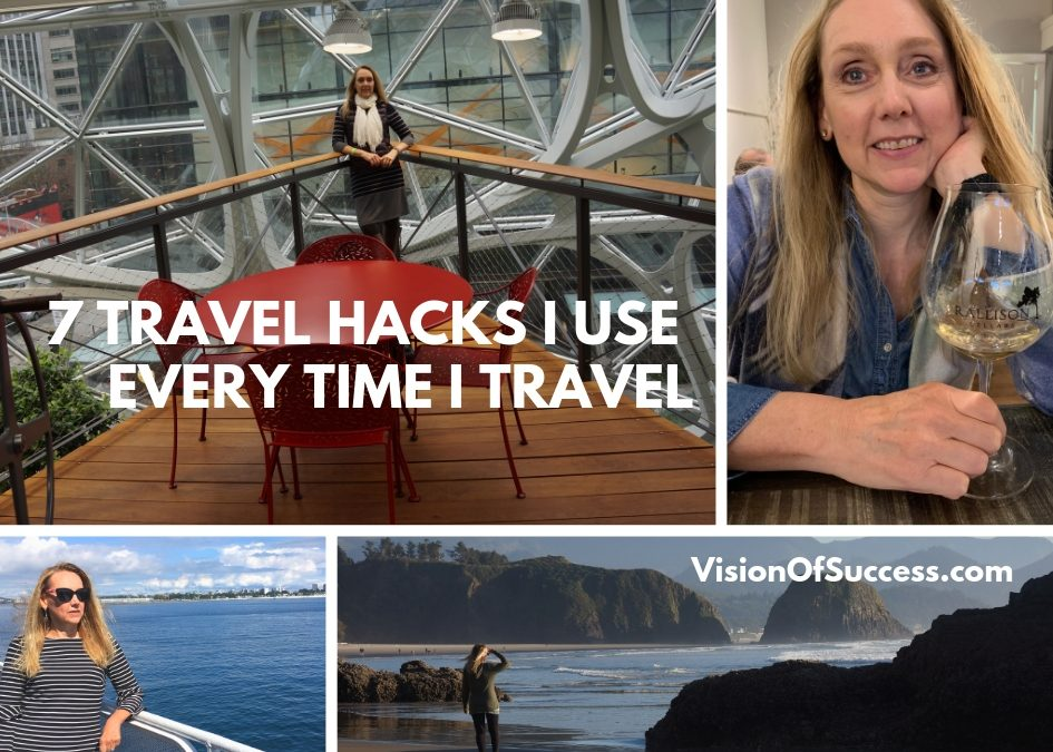 7 Travel Hacks I Use Every Time I Travel