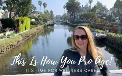 This Is How You Pro Age! It's Time For Wellness Care!