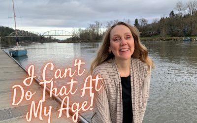 4 Things You Shouldn't Tell Yourself About Your Age