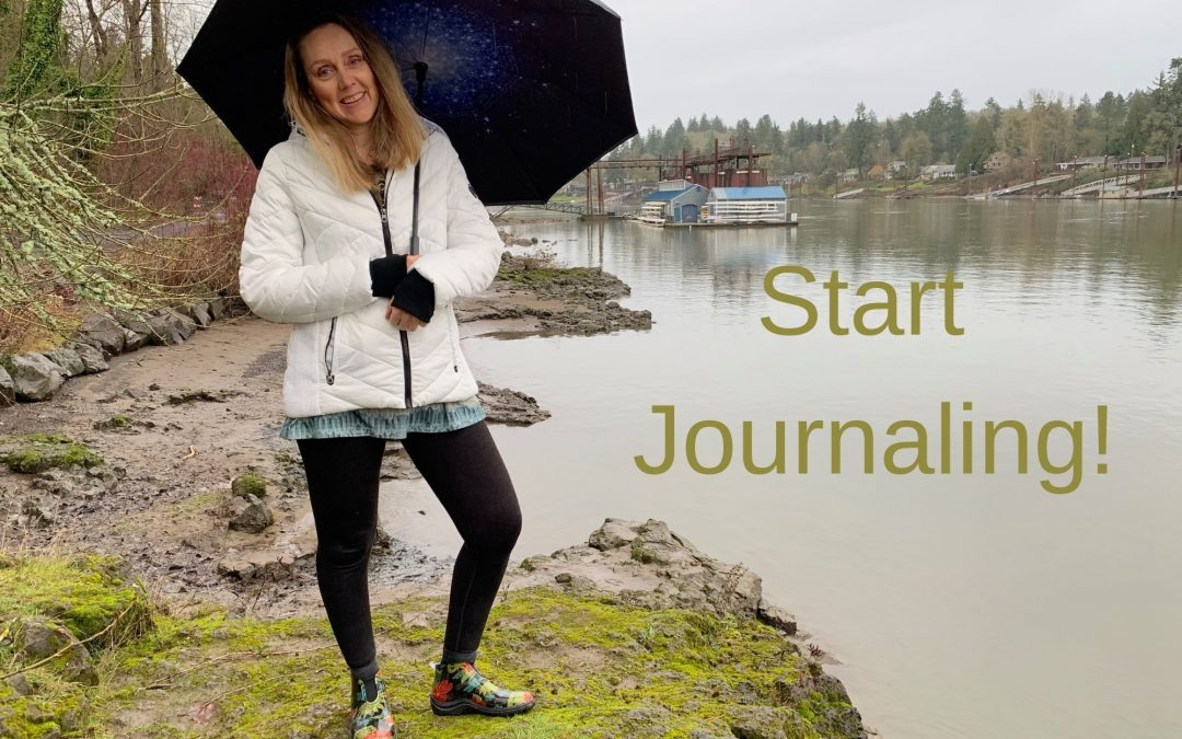 3 Questions To Ask When You Sit Down To Journal Each Day