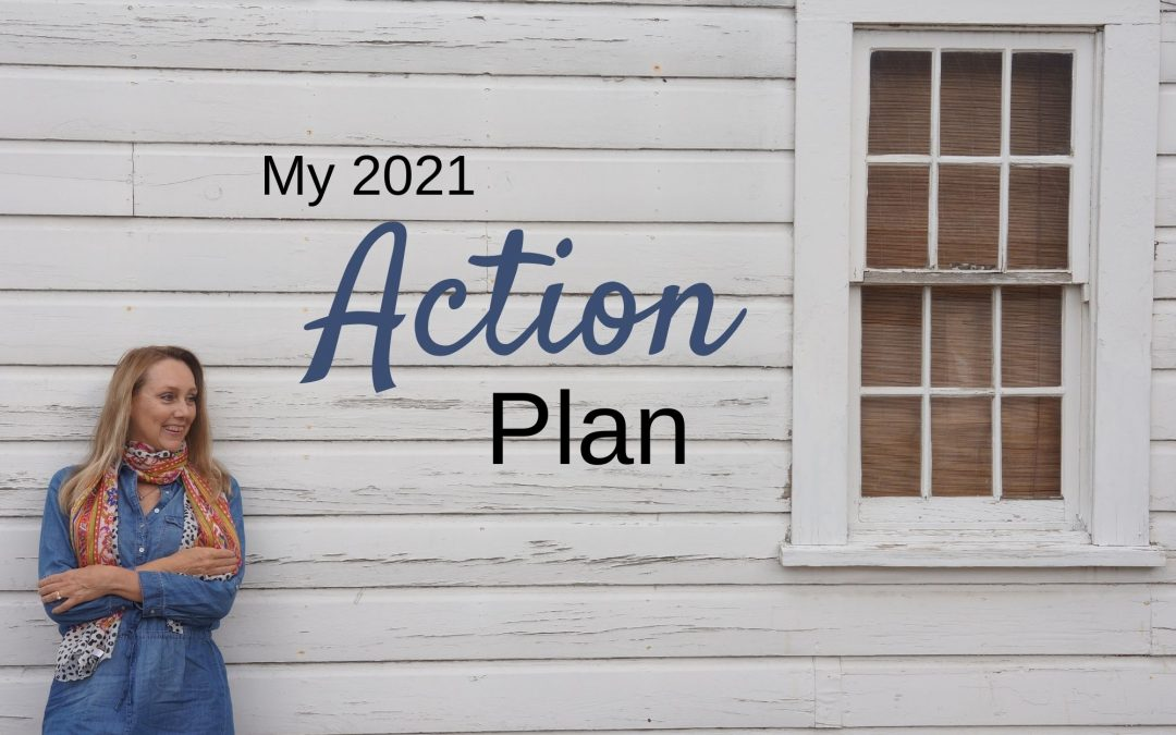 Creating an Action Plan for the Next Year
